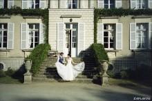 Photo marriage Hugo et Anastasia. Nantes, France